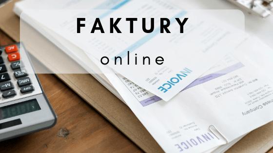 Faktury online